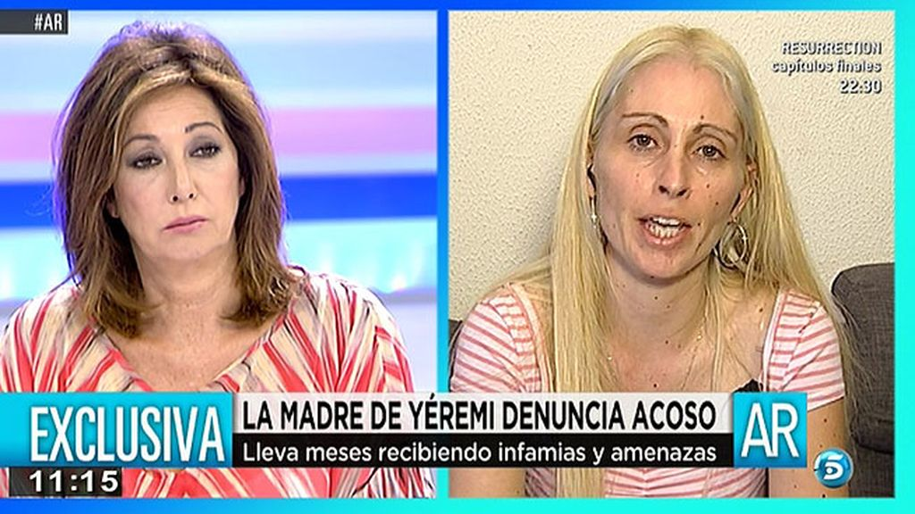 """Ithaisa, madre de Yéremi: """"Decir que vivimos de la tragedia del niño le va a costar caro"""""""