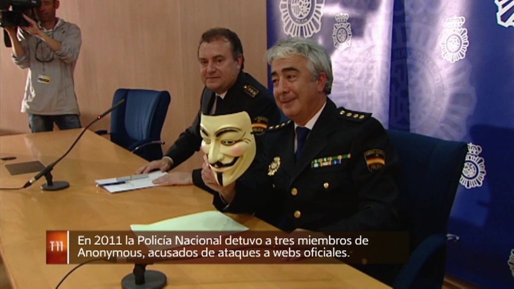 ¿Ha impedido Anonymous varios atentados del Estado Islámico?