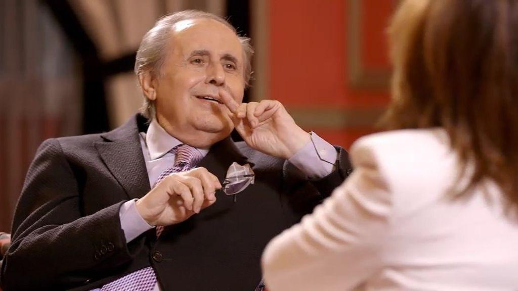 """Jaime Peñafiel: """"Franco no me habló nunca, yo era para él como un perro"""""""