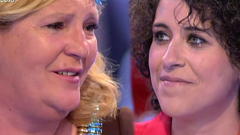 "Blanca de Borbón, a Esther: ""Me has dado toda la fuerza para poder seguir andando"""