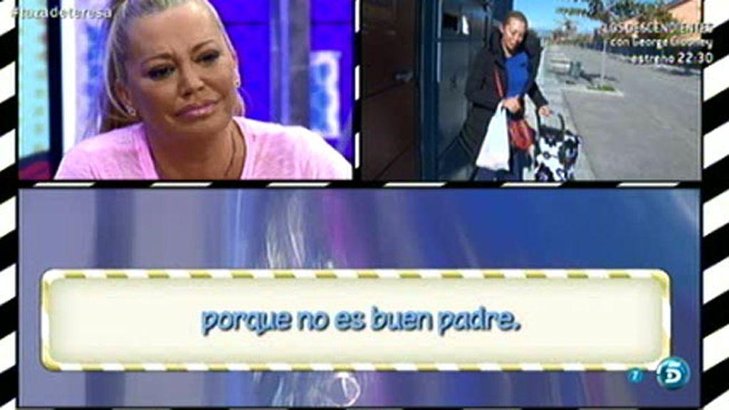 """Belén Esteban responde a la audiencia: """"Yo no defiendo a la Campanario"""""""