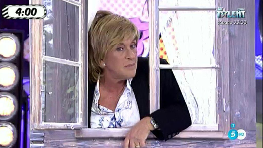 Los 4 minutos de Chelo Gª Cortés