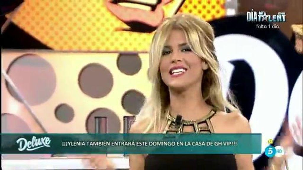 """Ylenia entrará en la casa de 'GH VIP' el domingo: """"Voy a ponerles las pilas a todos"""""""