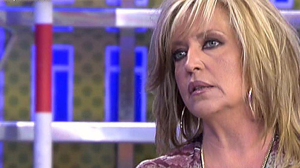 """Lydia Lozano: """"Raquel Bollo está fatal porque, según me cuentan, se ha enterado de que hay dos grabaciones"""""""