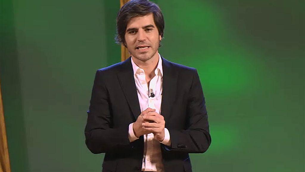 """Ernesto Sevilla: """"La adolescencia es ese maravilloso proceso en el que tú eres idiota"""""""