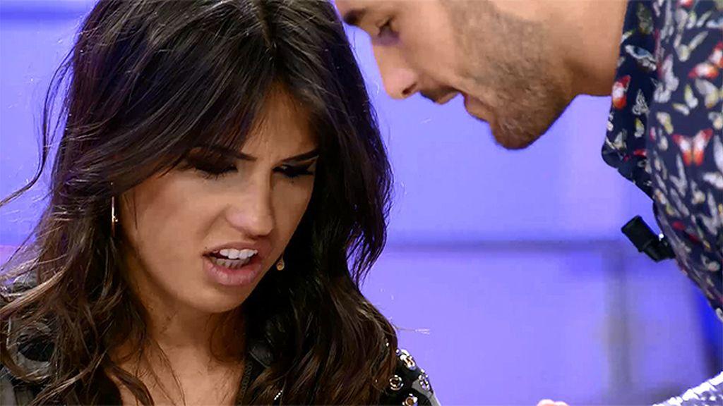 """Sofía, a Hugo: """"No te acerques a mí"""""""