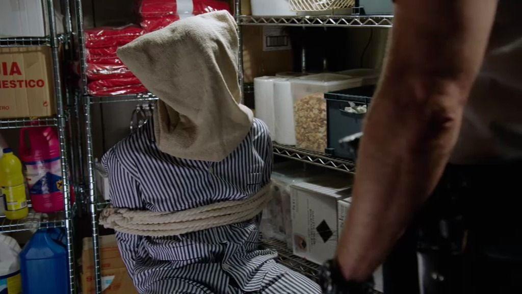 Campillo acusa a Raimundo de haber robado unas joyas dentro del 'Ancla-II'