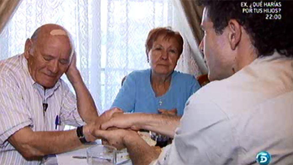 Cipriano, 60 años ayudando a los demás