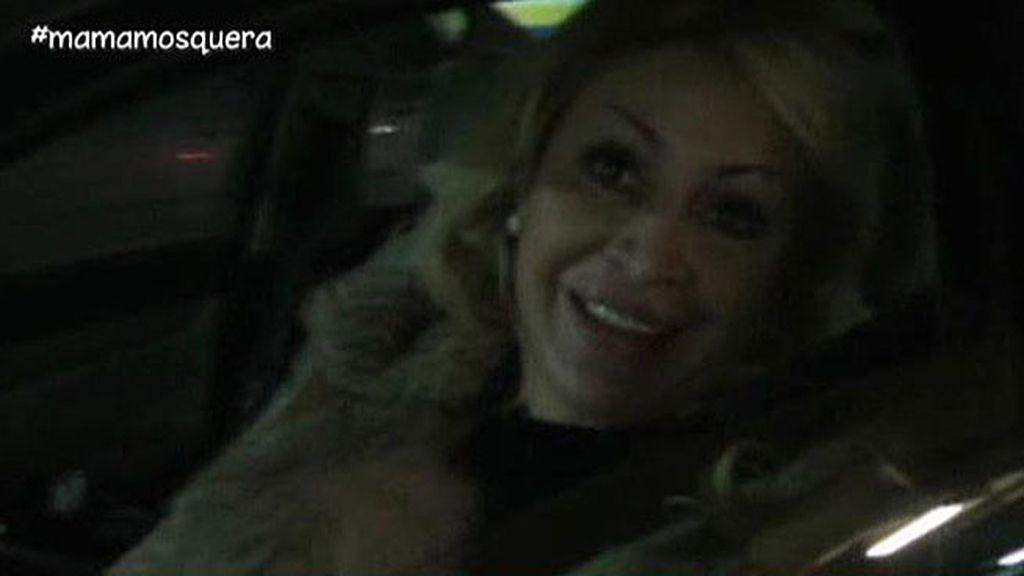 """Raquel Mosquera: """"Le conté mi embarazo a Isi en Nochebuena, fue mi regalo"""""""