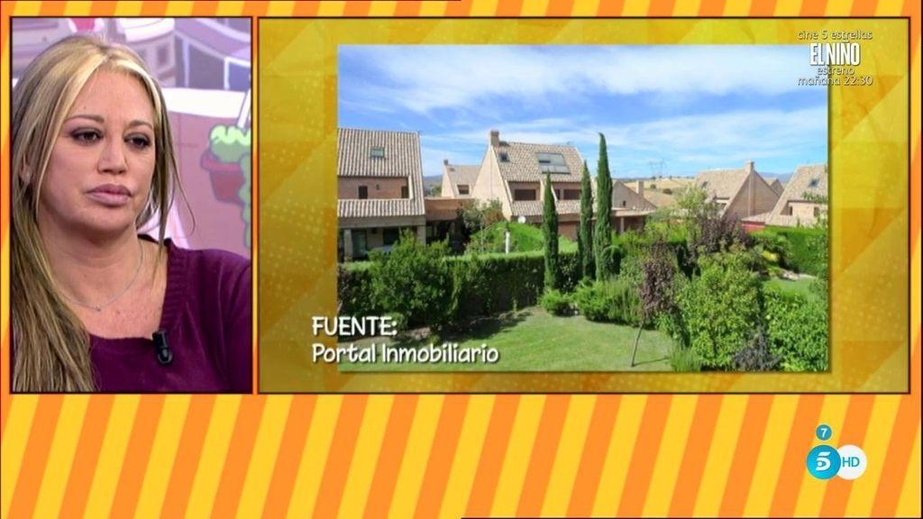 Esta es la casa valorada en 600.000 euros de Toño Sanchís