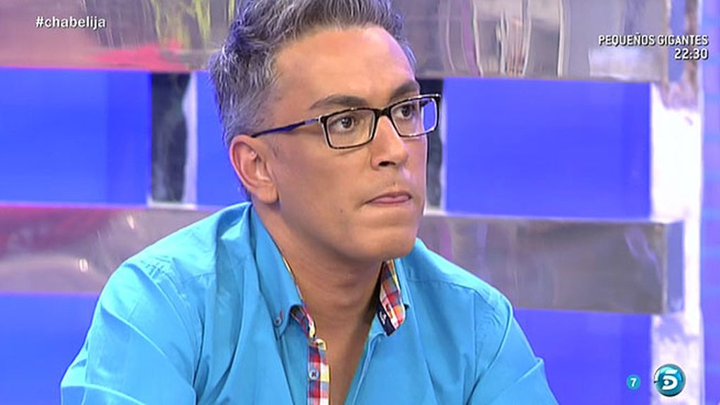 """Kiko H.: """"Alberto Isla estuvo hablando con Estefanía mientras volvía con Chabelita"""""""
