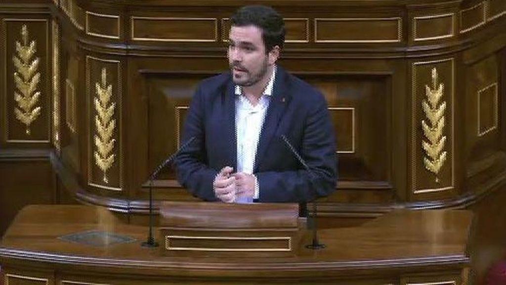 """Garzón: """"Necesitamos que usted no sea presidente"""""""