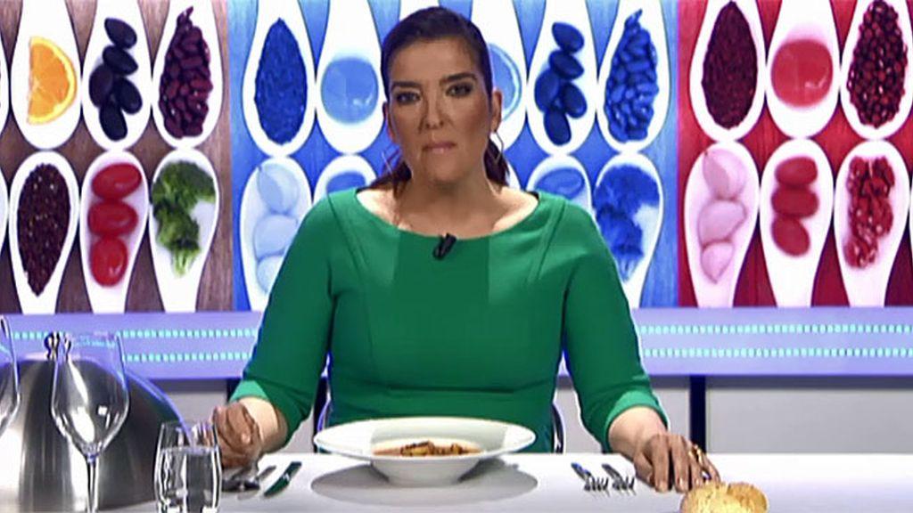 María Jiménez Latorre resalta la presentación de los gurullos con pulpo