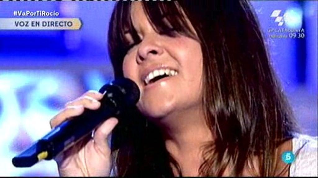 Vanesa Martín canta su nuevo single 'Polvo de mariposas' en ¡Qué tiempo tan feliz!