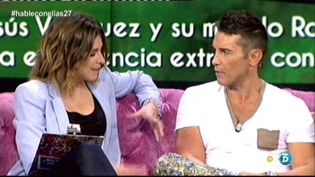 Todos los momentazos de 39 hable con ellas en telecinco 39 04 for Telecinco fuera de espana