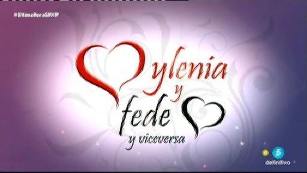 Ylenia y Fede y viceversa