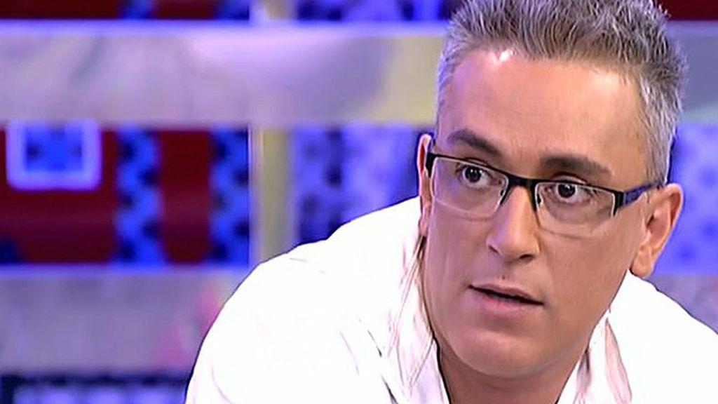 """Kiko H., a Fran Álvarez: """"No me cuentes trolas, sí te interesa la televisión"""""""