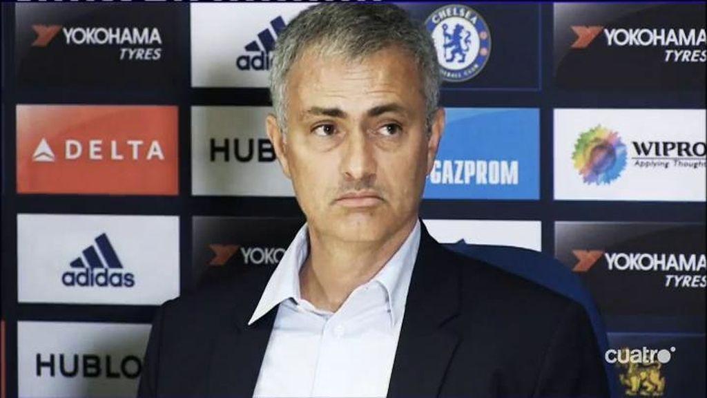 Otro episodio de soberbia de Mourinho