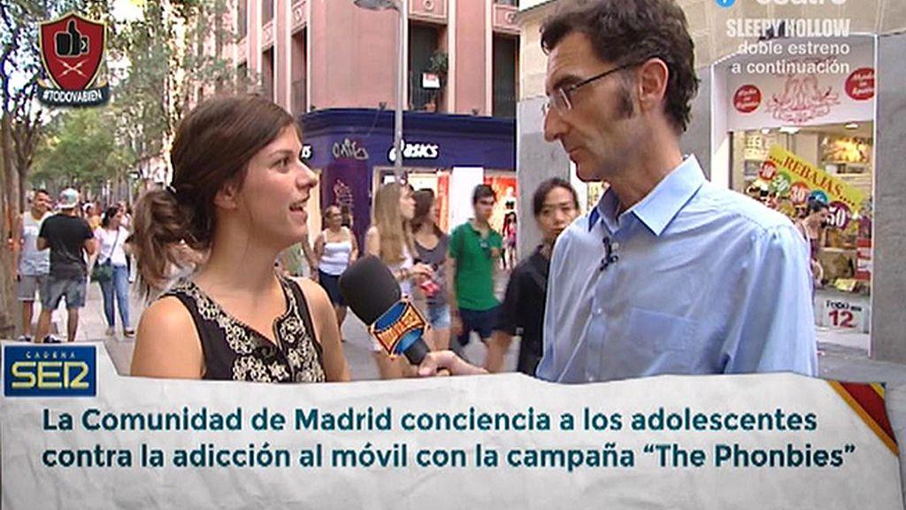 La encuesta de Javier Abascal: ¿Te han dejado alguna vez por what'sapp?