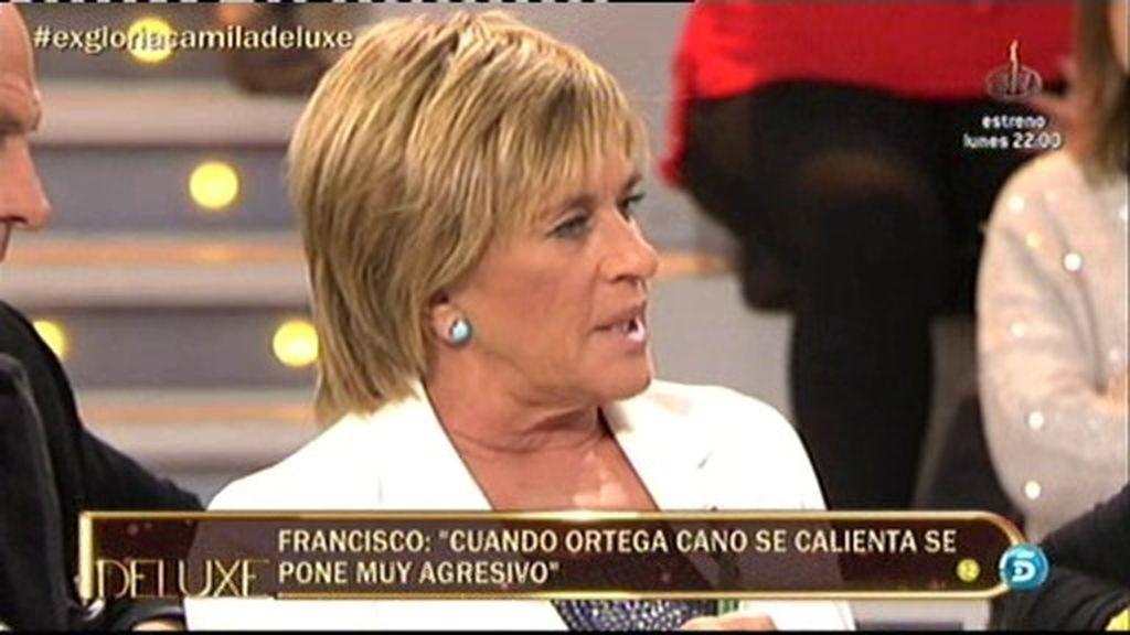 """Chelo Gª Cortés: """"José Fernando ingresará en el centro Hipócrates para desintoxicarse"""""""