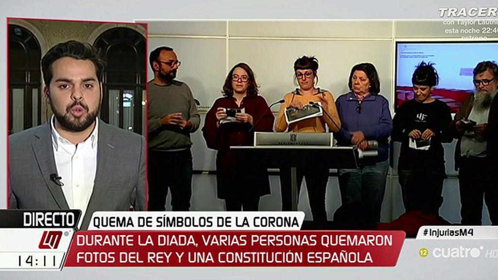 """Páramo, sobre la CUP: """"No cumplen ni la Constitución ni el Estatuto de Autonomía ni el código de conducta"""""""