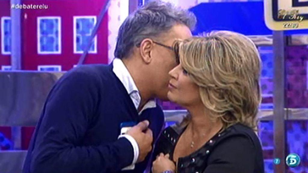 ¿Existen unas imágenes íntimas de Terelu Campos con un exnovio?