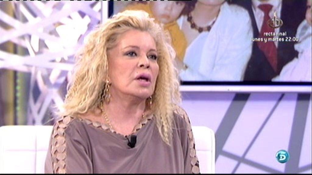 """Bárbara Rey: """"El problema de Sofía con las drogas ha sido mi remate final"""""""
