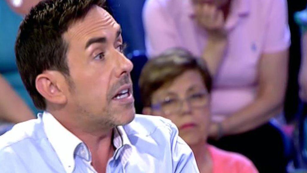 """J. Manuel: """"Los abogados de Carlos Parra solicitan que se recurra el tercer grado"""""""