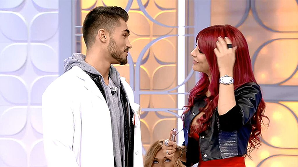 """Gabriel enamora a Rym con su mirada: """"¿Serías capaz de entregarme tu corazón?"""""""
