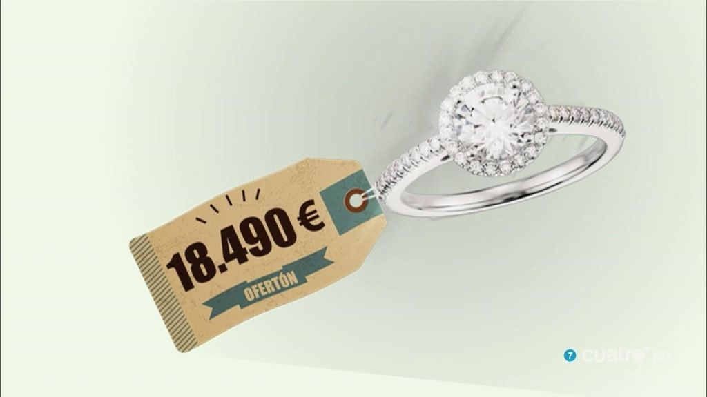 La romántica pedida de mano de Morata a Alice Campello le costó… ¡18.490 euros!