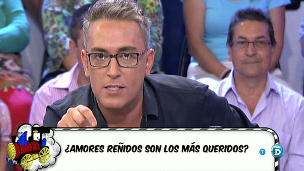 """Kiko Hernández: """"El martes es mi cumple y el público tiene que traerme regalos"""""""