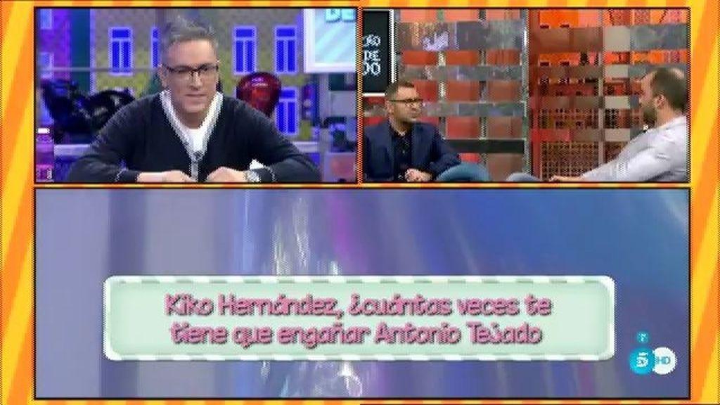 """Una señora invita a Kiko H. a ir a Canarias a comerse un """"sancocho con mojo picón"""""""