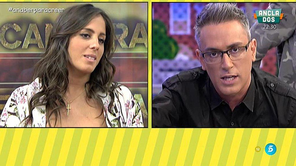 """Anabel Pantoja: """"He hablado con Dulce y se han aclarado las cosas"""""""