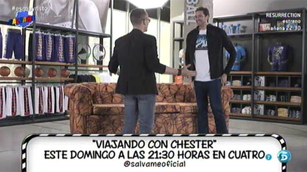 Pau Gasol, Rossy de Palma… los nuevos personajes del chester de Risto Mejide