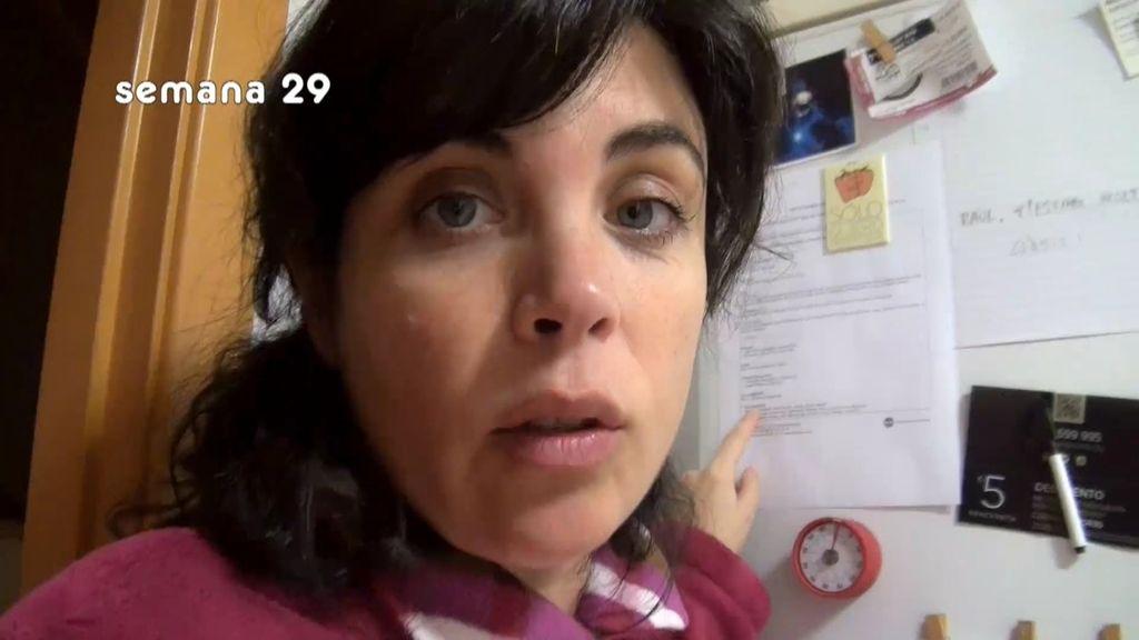 """Samanta: """"La diabetes gestacional afecta a muchas mujeres embarazadas"""""""