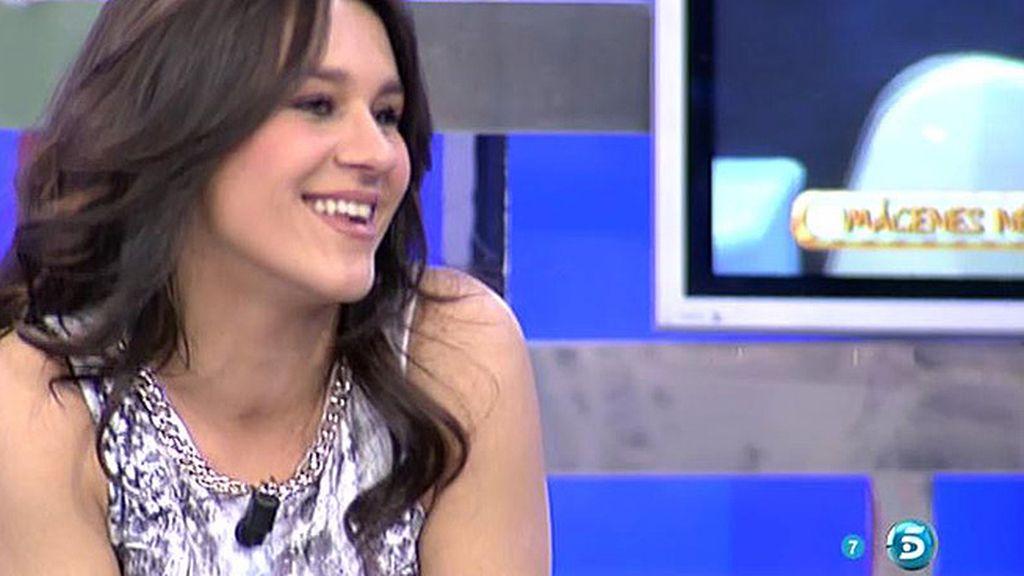Laura Cuevas quiere enamorarse