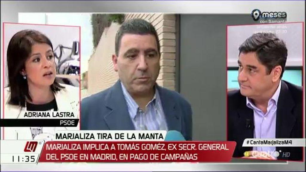 """J. I. Echániz: """"El partido más corrupto de la historia de España es el PSOE"""""""