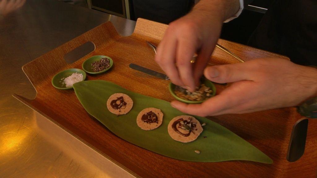 Nutricionistas y chefs de prestigio elogian el valor de incluir insectos en nuestra dieta