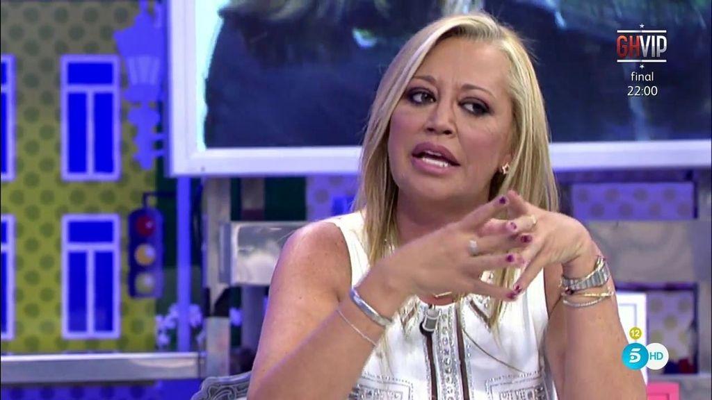 """Belén Esteban: """"Niego rotundamente que 'Sálvame Deluxe' me pagara 90.000€"""""""