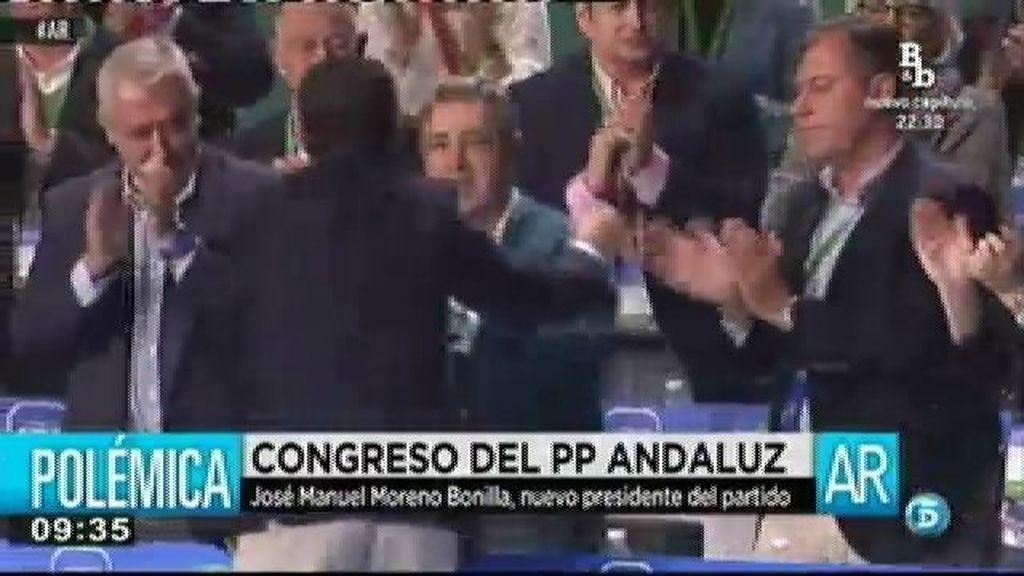 José Manuel Moreno Bonilla, nuevo candidato del PP andaluz