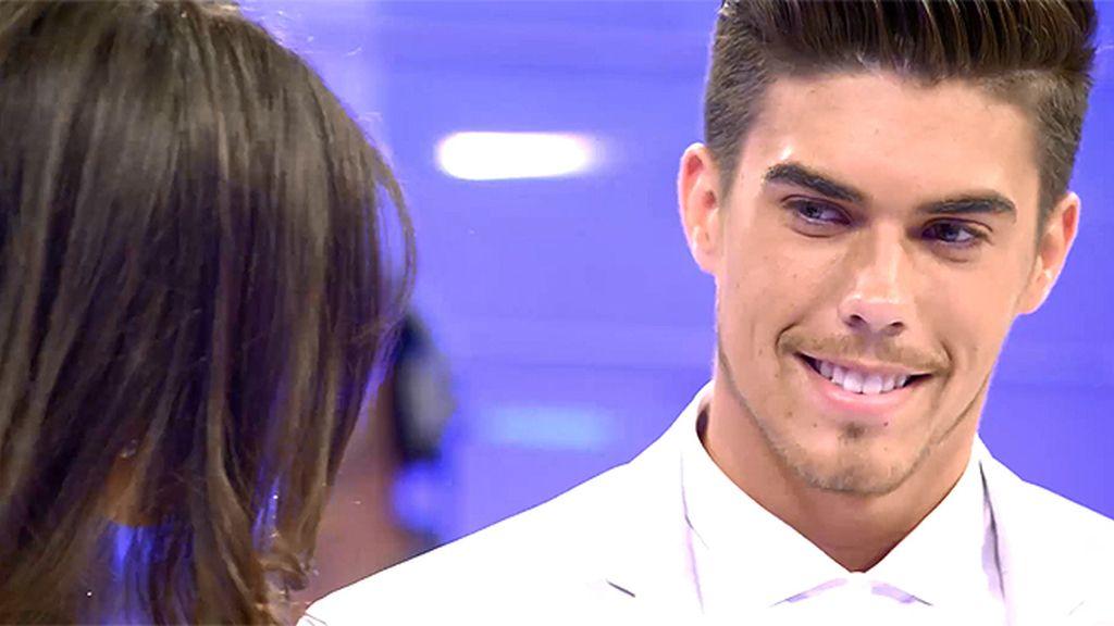 """Alejandro llega pisando fuerte a por Sofía: """"Hugo es un chico de una noche"""""""