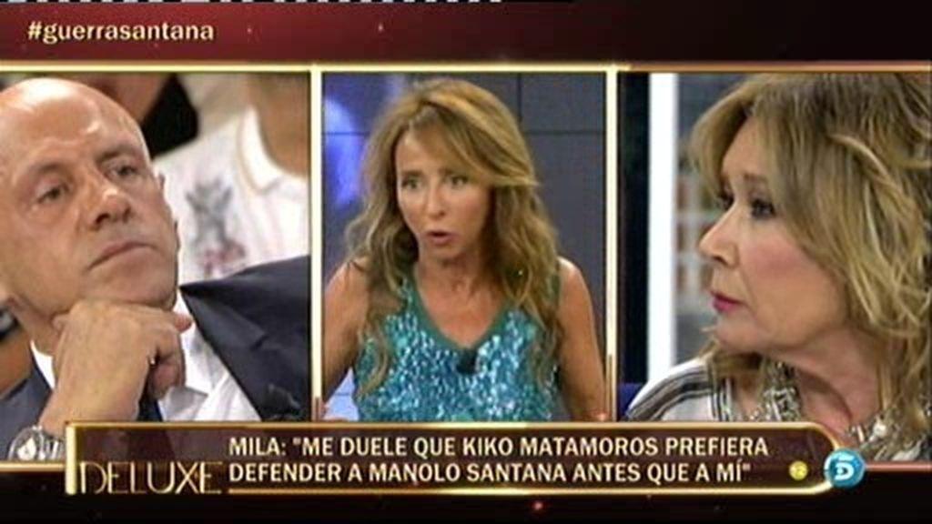 """Kiko Matamoros: """"Hoy eres una chivata"""""""