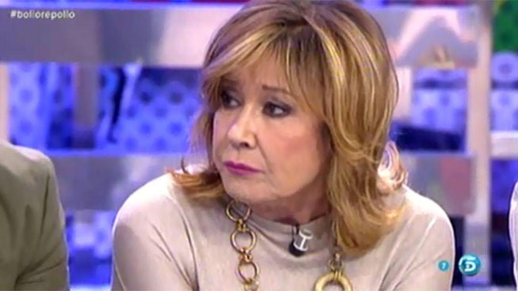 Mila cree que Toño Sanchís se va a encargar de recuperar la deuda de Raquel Bollo