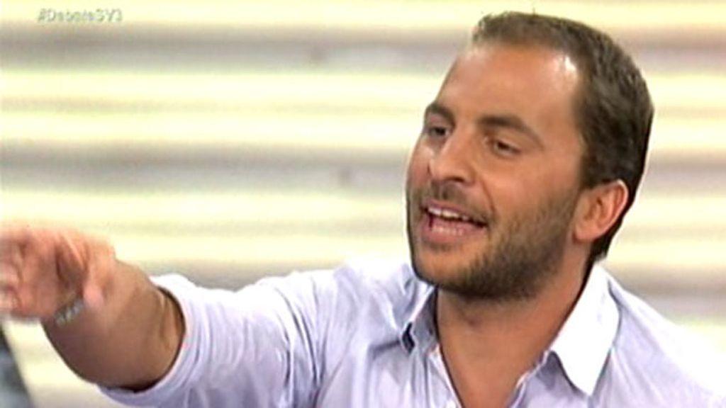 """Antonio Tejado, sobre Leo: """"Ha dejado a su amigo del alma tirado como a un perro"""""""