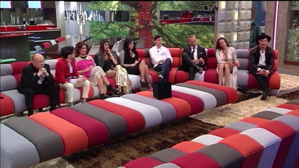 Resumen diario de 'GH VIP 4' (11/03/2016)