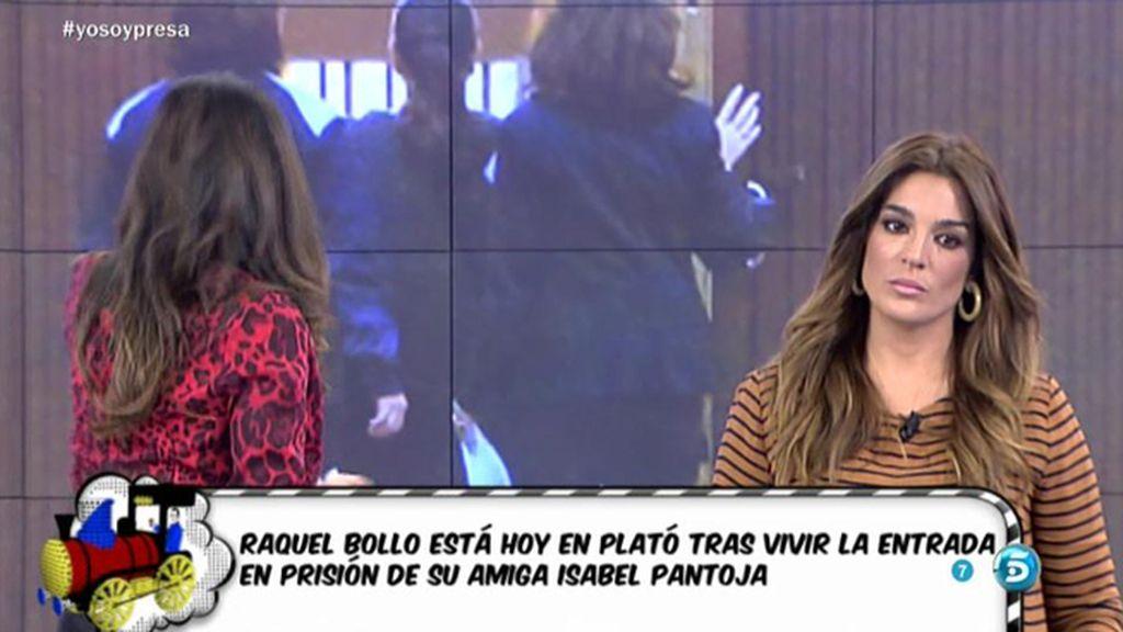 """Raquel Bollo, tras la entrada en prisión de Pantoja: """"Para ella ha sido una liberación"""""""
