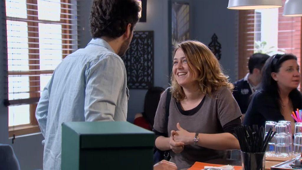 """Lucía se reconcilia con Sergio: """"Quiero que empecemos de cero"""""""