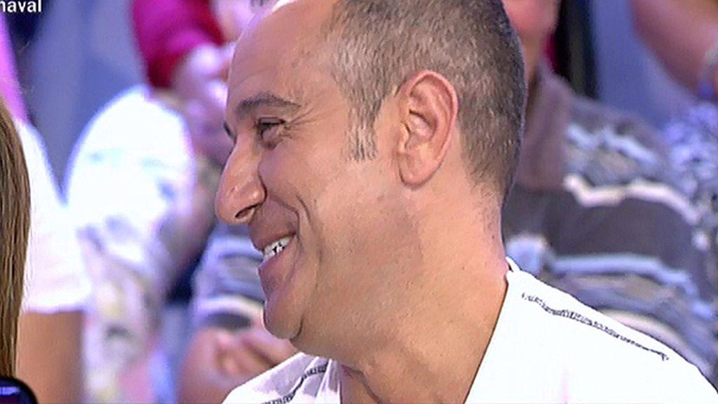 """Víctor Sandoval: """"Vuelvo a estar abierto al amor y lo quiero intentar con Fran"""""""