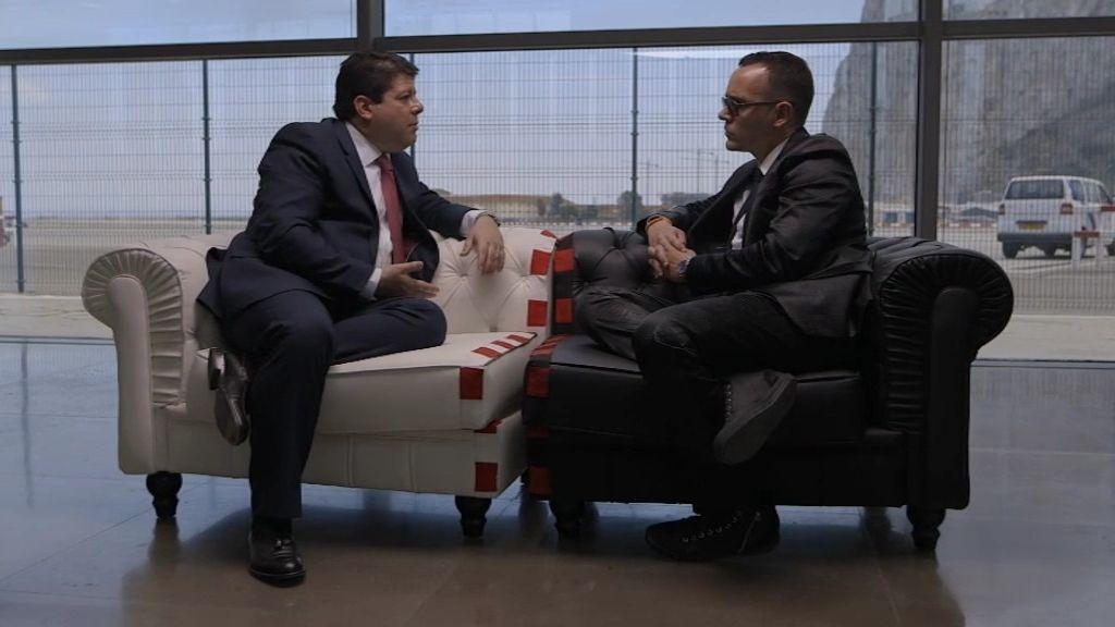 """Fabián: """"Gibraltar no es un paraíso fiscal"""""""