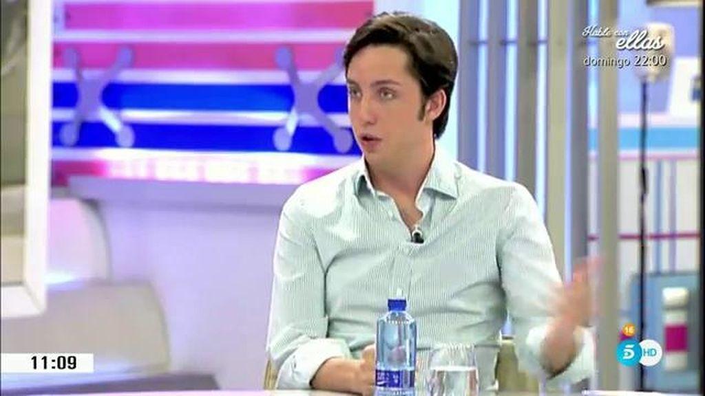 """Francisco Nicolás: """"Si yo hubiera sido forense también hubiera dicho que yo estaba loco"""""""